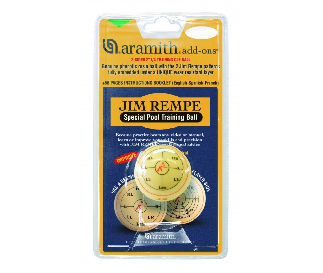 "Training Ball - 2.1/4"" Jim Rempe"