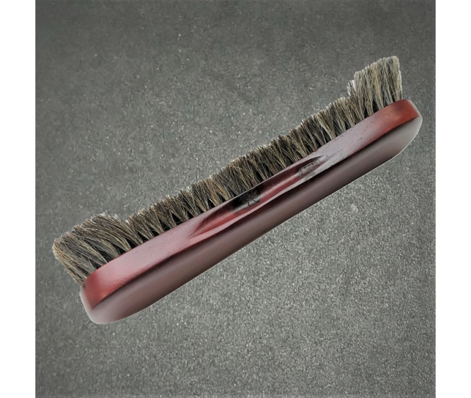 "For Table - 12"" Wooden Brush (Horse Hair)"