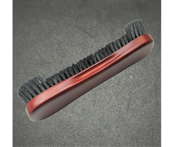 "For Table - 12"" Wooden Brush (Nylon Hair)"