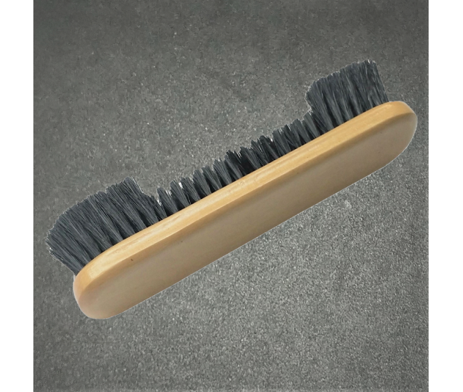 "For Table - 9"" Wooden Brush (Nylon Hair)"
