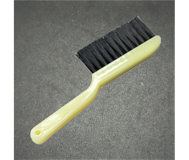 "For Table - 7.5"" Nylon Rail Brush (Nylon Hair)"