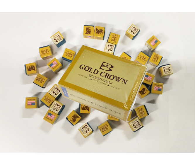 Pack - Gold Crown Chalk