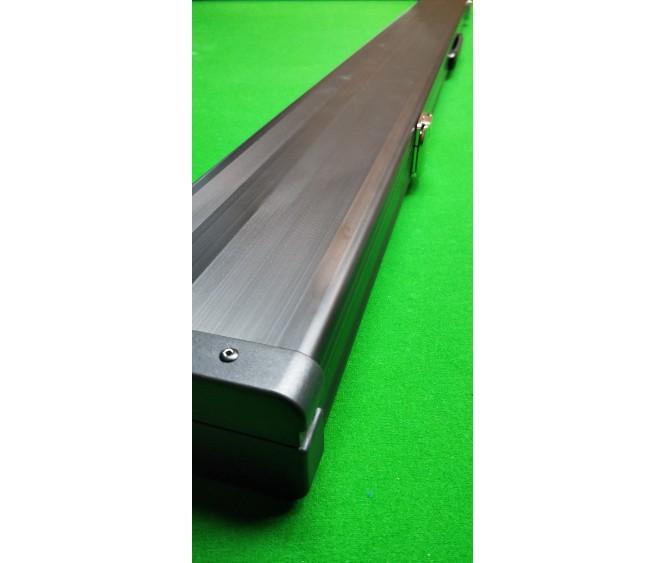 3/4pc Length - Aluminium Black Colour (3 Compartments)