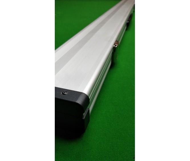 3/4pc Length - Aluminium Silver Colour (3 Compartments)