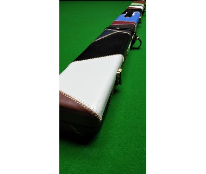 3/4pc Length -  Leatherette Patchworks