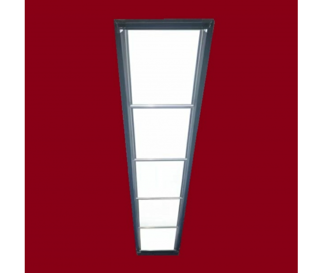 Snooker Lighting - 5 LED Panels
