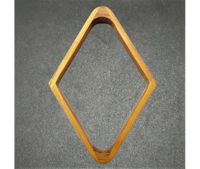"""For Ball - 2-1/4"""" Deluxe Wooden Diamond Rack"""
