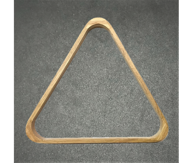 """For Ball - 2-1/4"""" Deluxe Wooden Triangle"""