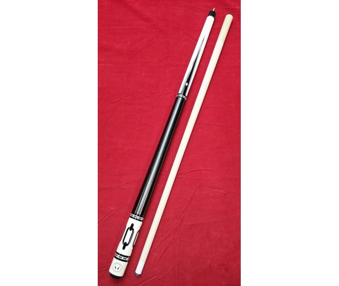 2pc Deluxe Wiraka Pool Cue