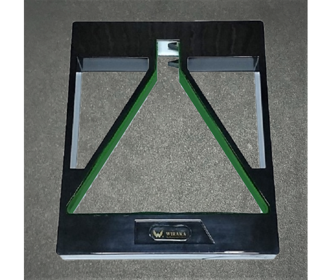 "2-1/16"" Tournament Square Triangle"